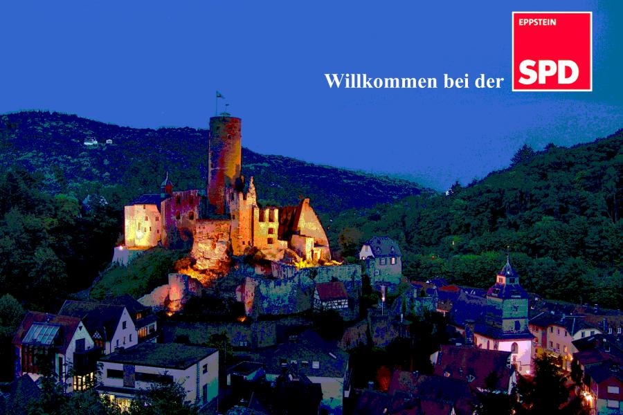 SPD Eppstein Titelseite