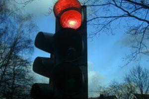 Ampel Rot